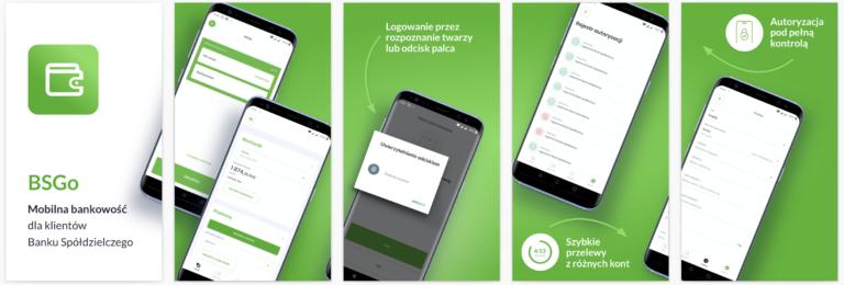 Aplikacja mobilna BSGo